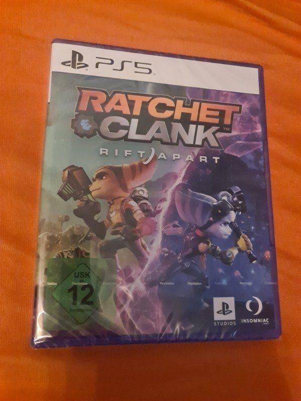 Ratchet Clank Rift Apart PS5