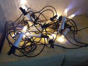 Weihnachstbaumbeleuchtung Lichterkette