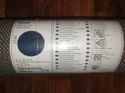 Runder Teppich Adum Ikea blau