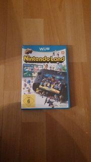 WiiU Nintendo Land