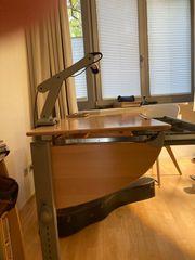 Moll-Schreibtisch Ovato Compact NUR ABHOLUNG