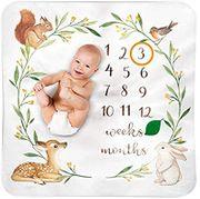 SET-NEU schöne Baby Baumwolldecke und