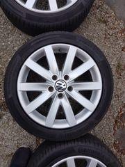 Verkaufe Alufelgen für VW Golf