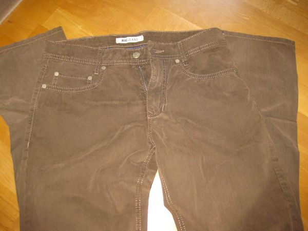 MAC Jeans Arne Leather Touch