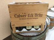 Historischer Kasten Calwer Eck Bräu