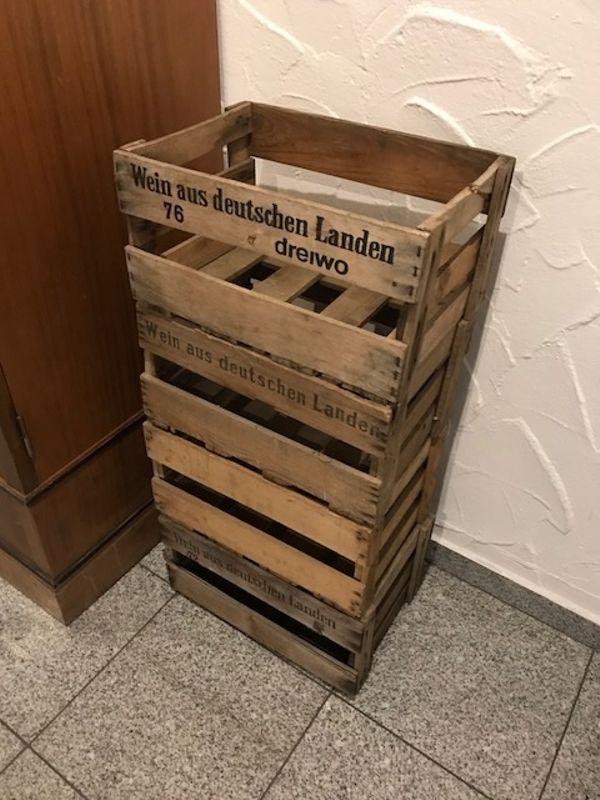 Alte Weinkisten in Altlußheim - Dekoartikel kaufen und verkaufen ...
