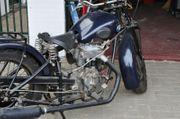 Oldtimer Motorrad Vorkrieg NSU 601