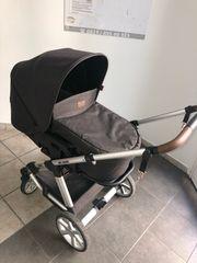 ABC design Kinderwagen Turbo4 2020