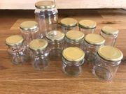 Marmeladegläser