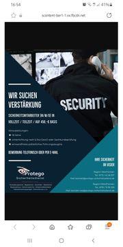 Suchen Sicherheitsmitarbeiter