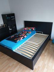 Ikea Bett Malm 160 200