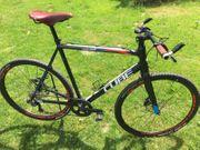 Fahrrad Cube RennradCarbonCrossbike Bj 2016