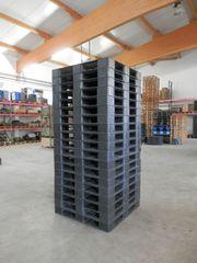 Paletten Kunststoffpaletten 1100mm x 1100mm