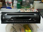 Sony Autoradio incl CD-Spieler