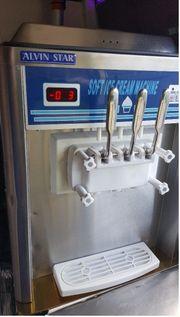 Softeismaschine Eismaschine Eis ALVIN STAR
