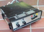 UKW-Sprechfunkgerät aus den 70er-Jahren Telefunken