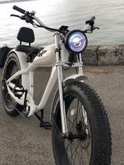 E Bike Chopper