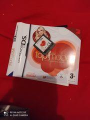 Nintendo ds spiel Topmodel