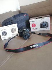 Canon Eos 100D Spiegelreflex Kamera