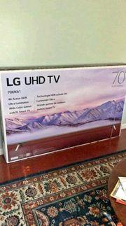 LG 70 Zoll 4K Ultra