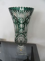 Bleikristallvase - Sammlerstück
