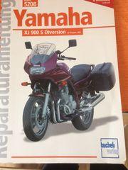 Reparaturanleitung Yamaha XJ 900 S