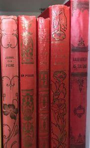 Herrliche bibliophile Werke fürs Antiquariat