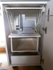 Schwenkautomatik für Brotschneidemaschine
