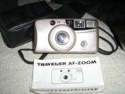 Traveler FilmKamera AF Zoom 80