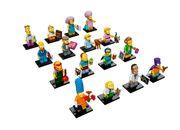 LEGO Simpsons Serie 2 Minifiguren