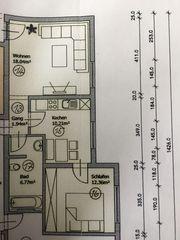 2-Zimmer-Wohnung mit Gartennutzung