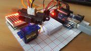 Projekt Arduino IR-Radar