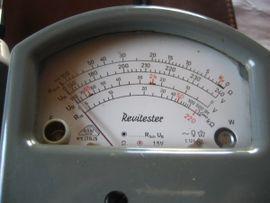 Revitester Multimeter Metrawatt Messgerät Messtechnik: Kleinanzeigen aus Birkenheide Feuerberg - Rubrik Elektronik