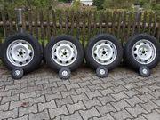 VW T5 Stahlfelgen