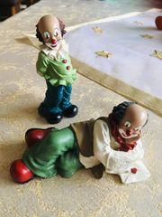 Gilde Clown 2 Stück