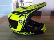 Spark Steel Helm black neon