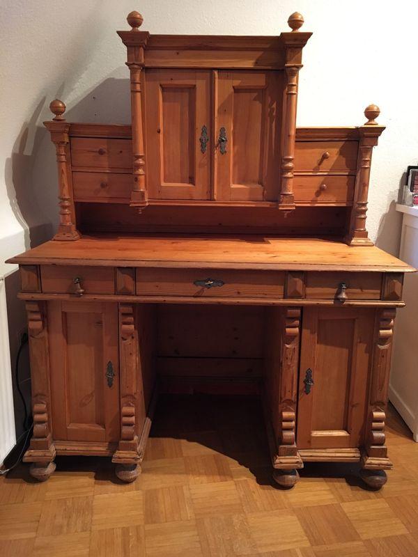 alte schreibtisch kaufen alte schreibtisch gebraucht. Black Bedroom Furniture Sets. Home Design Ideas