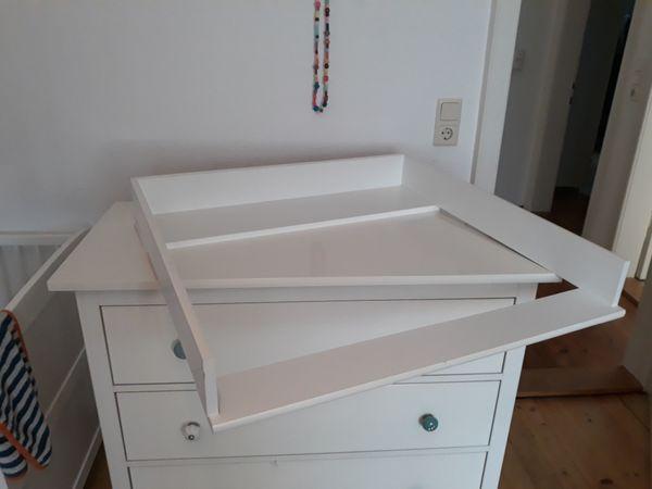 Wickelaufsatz für Ikea Hemmnes Kommode