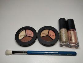 Kosmetik und Schönheit - MakeupSet MAC Eyeshadow liquid Smashbox