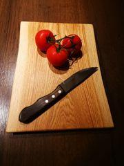 Küchenbrett Schneidbrett Holzbrett Massivholz Eiche