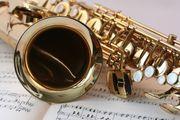 Saxophonunterricht Saxophon Unterricht auch onlineUnterricht