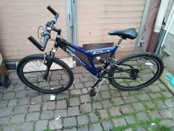 Fully MTB 26 » Mountain-Bikes, BMX-Räder, Rennräder