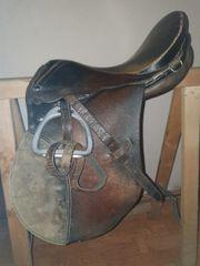 Pony Sattel inkl 1 Schabracke