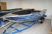 Aluminiumboot Brema 450V Fishing Pro