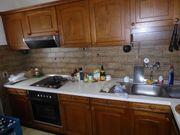 Küche Eiche rustikal zu verschenken