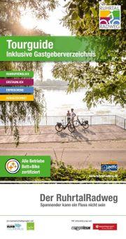 Ruhrtal Radwegtouren Buch zu verschenken