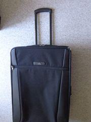 Samsonite - Koffer schwarz 4 Rollen