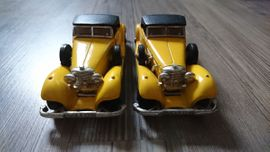2x Mercedes 540K 1936 Maßstab: Kleinanzeigen aus Bruchsal Büchenau - Rubrik Modellautos