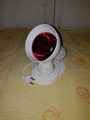 Rotlicht Infrarotlichtlampe