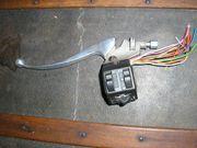 Kupplungsarmatur mit CEV 206 Schalter